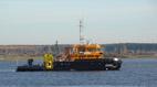 Сдано в эксплуатацию морское водолазное судно
